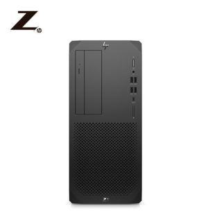 惠普(HP)Z1G6-E4 台式工作站 电脑主机 设计电脑 i9-10900K/32G/1T SSD+2T/RTX2080S/USB键鼠/W10H/WIFI6/333