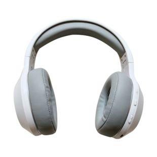 惠普(HP)商用BT200无线蓝牙头戴式耳机 手机电脑通用型充电耳机  蓝牙5.0降噪办公/游戏耳机 白色