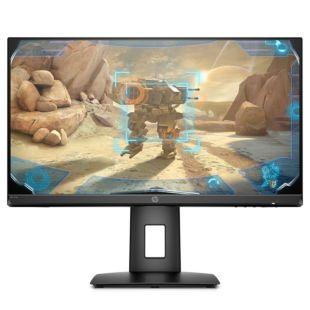 惠普(HP)24X 23.8英寸 144Hz AMD FreeSync兼容G-Sync 窄边框升降旋转 内置音箱 低蓝光爱眼 显示器