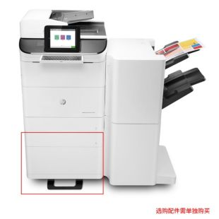 HP PageWide Managed Color Flow MFP E77660z+ 工作流管理型彩色页宽复合机 — 套装产品,速度 60 份/分钟