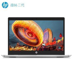 惠普(HP)战66 二代 15.6英寸轻薄笔记本电脑(i7-8565U 16G 512G PCIe SSD MX250 2G独显 100%sRGB)银色