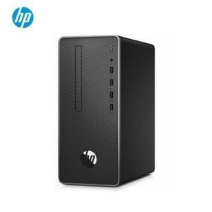 惠普(HP)战66 商用办公台式电脑主机(九代i3-9100 4G 256GSSD Win10 正版Office 四年上门)
