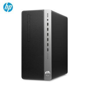 惠普(HP)战99 G2 商用办公台式电脑主机(十代i3-10100 8G 256GSSD  WiFi蓝牙  Office 注册五年上门)