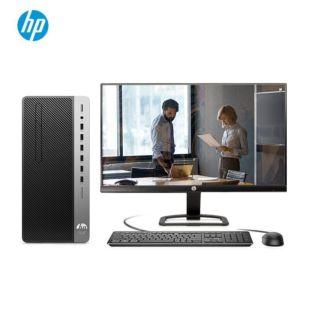 惠普(HP)战99 G2 商用办公台式电脑主机(十代i5-10500 8G 1TB+256G 2G独显 WiFi蓝牙  Office 四年上门)23.8英寸