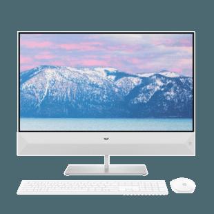 惠普 HP 星系列 27-xa0740cn 一体台式电脑