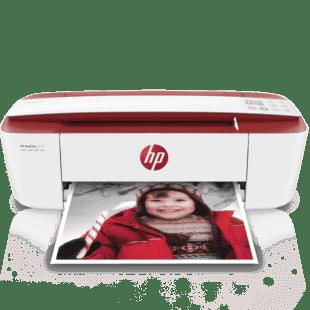 惠普小Q HP DESKJET 3777 惠省系列无线打印一体机