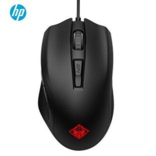惠普 HP 暗影精灵400 RGB幻彩 可调DPI 电竞鼠标 游戏鼠标 绝地求生鼠标