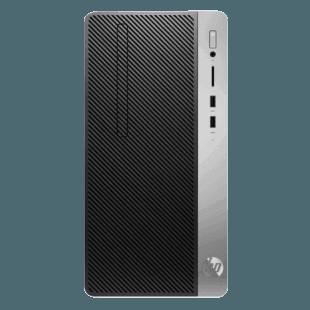 惠普(HP)战99商用办公台式电脑主机(九代i5-9500F 8G 1TB+256SSD 2G独显 WiFi Win10 Office 四年上门)