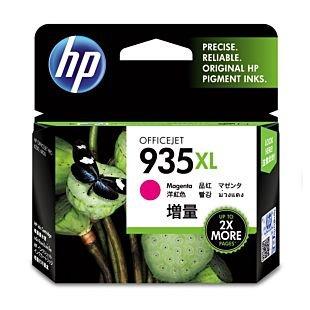 HP 935XL 高印量品红色原装墨盒