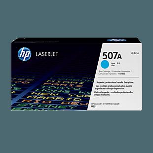 HP 507A 青色原装 LaserJet 硒鼓