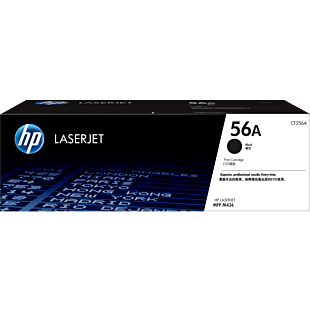 HP LaserJet 56A 黑色原装硒鼓