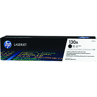 HP 130A 黑色原装 LaserJet 硒鼓