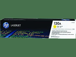 HP 130A 黄色原装 LaserJet 硒鼓