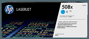 HP LaserJet 508X 高印量青色原装硒鼓