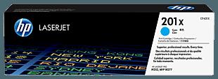 HP LaserJet 201X 高印量青色原装硒鼓