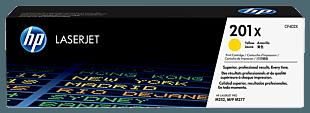 HP LaserJet 201X 高印量黄色原装硒鼓