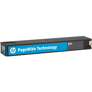 HP 975A PageWide 青色原装墨盒