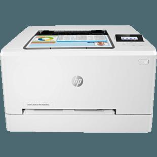 HP LaserJet Pro M254nw彩色打印机