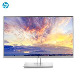 惠普(HP)E273 27英寸 IPS宽屏 全高清三面微边框显示器 旋转升降 HDMI线 DP线 低蓝光显示屏
