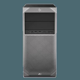 惠普(HP)Z2 G4 Entry 台式工作站电脑 i5-9500 1*8GB nECC 256GSSD+1TB P400 Win10H 3/3/3