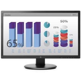 """HP V243(24""""宽屏16:9 LED背光液晶显示器,250nits,1000:1,5百万:1(动态对比度),5ms,1920x1080,美国电子产品环境影响评价工具EPEAT银)"""