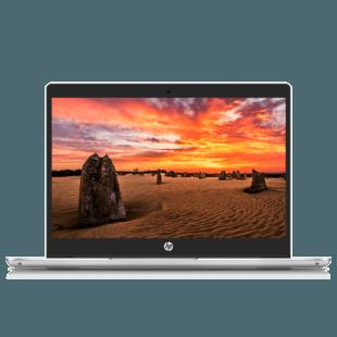 惠普战66 二代 13.3英寸轻薄笔记本电脑(i7-8565U 8G 256G PCIe SSD+1T Win10 一年上门)银色