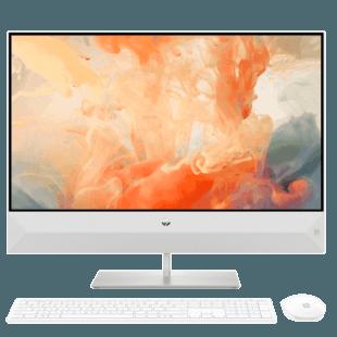 惠普(HP)星系列 27-xa0510cn 高清一体机电脑27英寸(九代i5-9400T 8G 1T+256GSSD MX230 2GB独显 三年上门)
