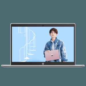 惠普 (HP) 星 14-ce1004tx 超轻薄笔记本电脑