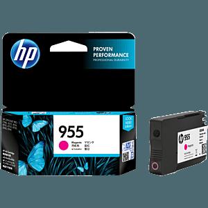 HP 955XL 高印量青色原装墨盒