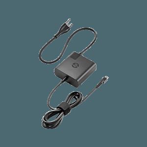 惠普 65 瓦 USB-C 旅行电源适配器