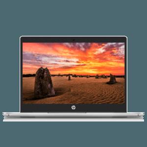 惠普战66 二代 13.3英寸轻薄笔记本电脑(i5-8265U 8G 256G PCIe SSD Win10 一年上门)银色