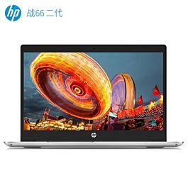 惠普(HP)战66 二代 15.6英寸轻薄笔记本电脑(i5-8265U 8G 512G PCIe SSD MX250 2G独显 一年上门)银色