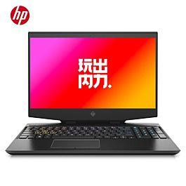惠普(HP)暗影精灵6 Air OMEN by HP Laptop 15-dh1011TX 15.6英寸游戏笔记本电脑(i7-10750H 16G 1TSSD RTX2060 6G独显 72%NTSC 144Hz电竞屏)