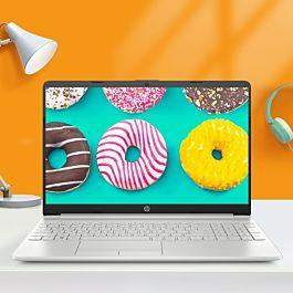 惠普HP 15s-du1012TX 星15青春版 15.6英寸轻薄窄边框笔记本电脑 (i7-10510U/8G/1T+256GSSD/MX130/2G/FHD IPS)闪耀银