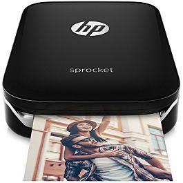 惠普小印手机照片打印机