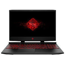 惠普(HP)暗影精灵5 OMEN15-dc1063TX 15.6英寸游戏笔记本电脑(i5-9300H 8G 512GSSD GTX1660Ti 6G独显)