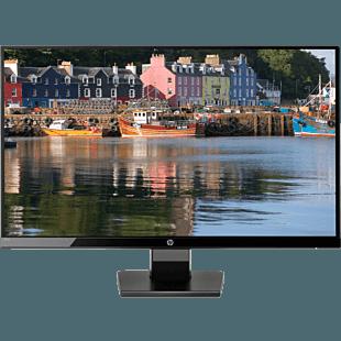 HP 27w 27 英寸显示屏