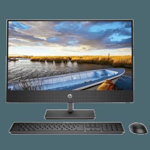惠普战 60 G123.8 英寸 FHD 非触摸式 GPU 一体商用电脑