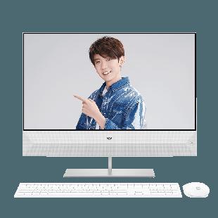 惠普 HP 星系列 24-xa0740cn 一体台式电脑