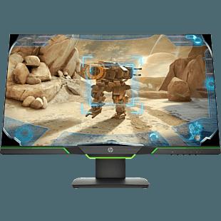 HP 27x 27 英寸显示屏