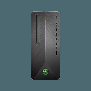 惠普暗影精灵3Plus  790-076ccn 游戏台式电脑(i7-8700 8G高频 256GSSD GTX1070 8G独显 三年上门)