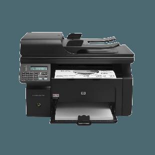 惠普HP LaserJet Pro M1213nf 多功能黑白激光一体机