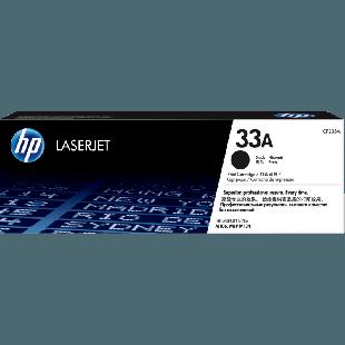 HP LaserJet 33A 黑色原装硒鼓