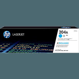 HP LaserJet 204A 青色原装硒鼓