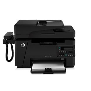惠普HP LaserJet Pro MFP M128fp 激光多功能一体机