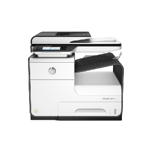 HP PageWide Pro 477dn 多功能一体机