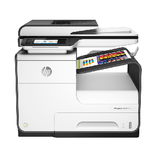 HP PageWide Pro 477dw 多功能一体机
