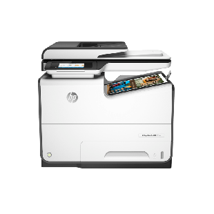 HP PageWide Pro 577dw 多功能一体机