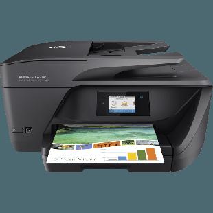 HP OfficeJet Pro 6960 多功能一体机