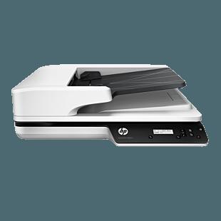 HP ScanJet Pro 3500 f1 平板扫描仪